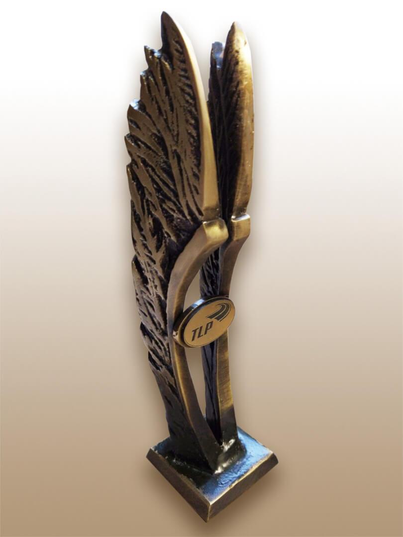 Statuetki na zamówienie - Artforma metaloplastyka artystyczna